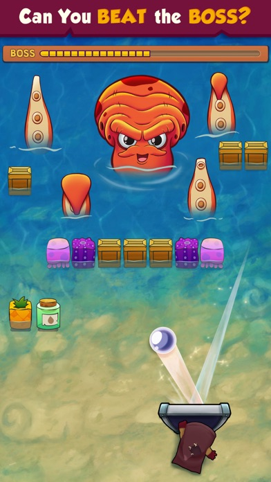 Brick Breaker Hero! Screenshot