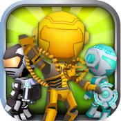 Robot Bros Free icon