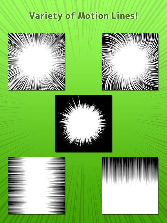Motiogram Screenshots