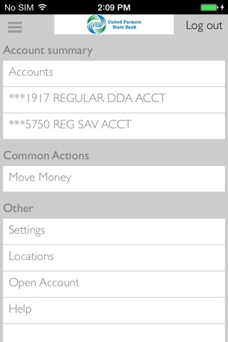 UnitedFSB App screenshot 2