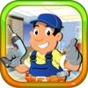 Office repair – Kids cleanup & beat jerk boss game