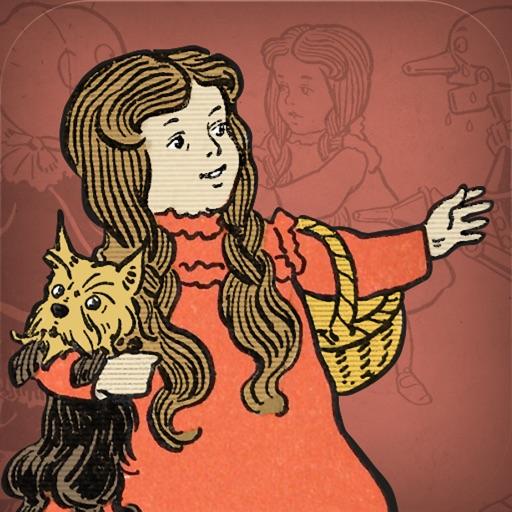 绿野仙踪:The Wizard of Oz Interactive Children's Book【儿童书籍】