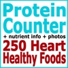 Protein Counter plus 250 Heart Healthy Foods