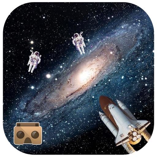 VR Visit Nasa Mission on Moon 3D Views iOS App