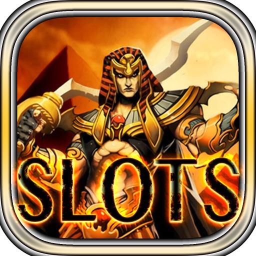 Pharaoh's Fighter Classic Slots Machine - Fast Win iOS App