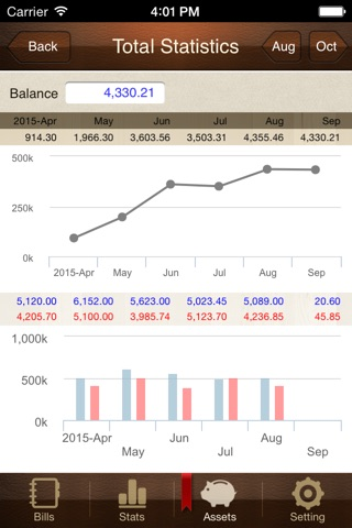 Money Manager Pro (PC Editing) screenshot 3