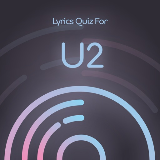 Lyrics Quiz - Guess the Title - U2 Edition Icon