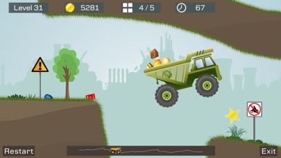 Big Truck -Mine Express Racing Скриншоты5