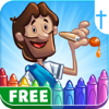 Bible Coloring for Kids! Free App