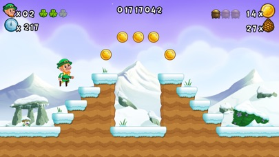 Screenshot of Lep's World 2 - Gioco di Salto3