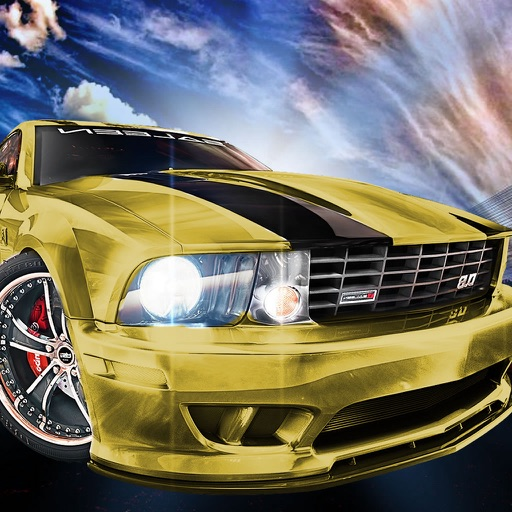 Super Car Chase Pro iOS App