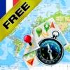 France - Offline Map & GPS Navigator Free