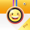 Emoji Camera Pro-Smiley emotion stickers for your picture. emoji