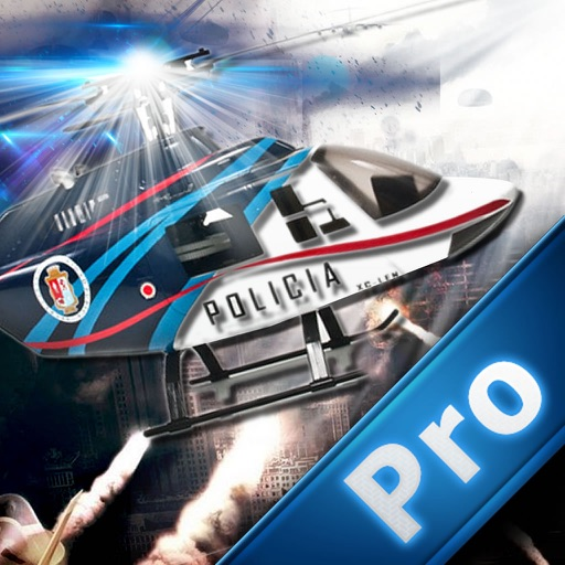 Chase Iron Flight PRO - Adrenaline Driver Game iOS App