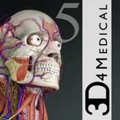 Essential Anatomy 5 Mobile App Icon