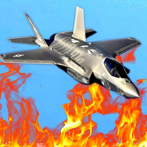 Aircraft Burning Speed iOS App