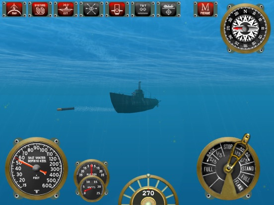 симуляторы подводных лодок 2016