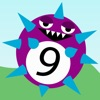 Monster Math - A learning maths game for kids logo