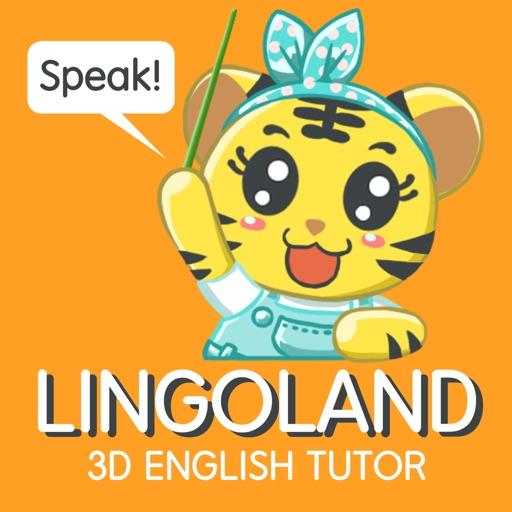 Lingoland: 3D English Tutor iOS App