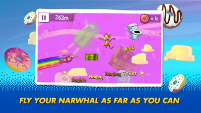 Sky Whale - a Game Shakers App screenshot two
