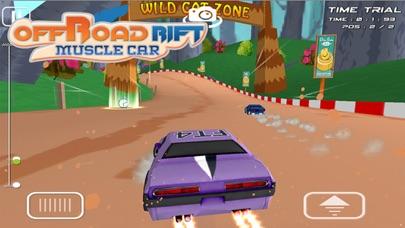 внедорожный Рифт - свободный мышцы гоночный автомоСкриншоты 4