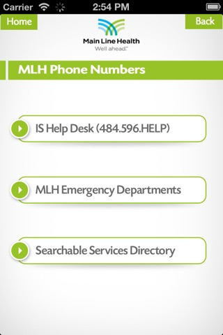 MLH Physician screenshot 4