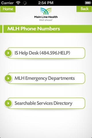 MLH Physician screenshot 4