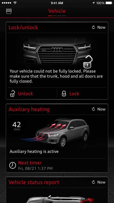 MMI connect by AUDI AG