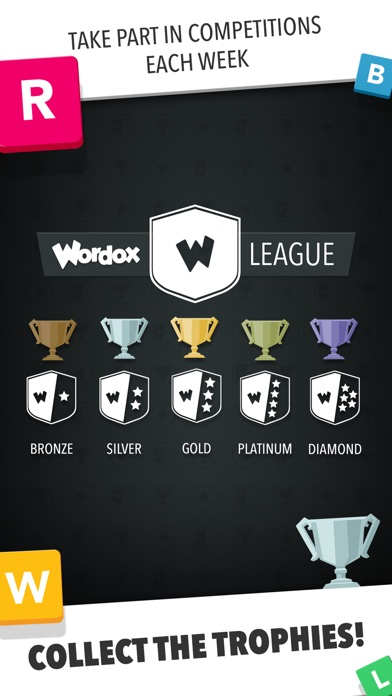 Wordox The Word Snatcher Скриншоты7