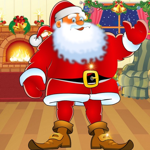 Christmas Games: Santa Claus Toy Party for kids