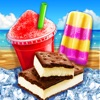 Summer Ice Food - Sweet Frozen Dessert Maker