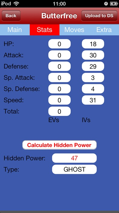 PokéTools for Pokemon screenshot1
