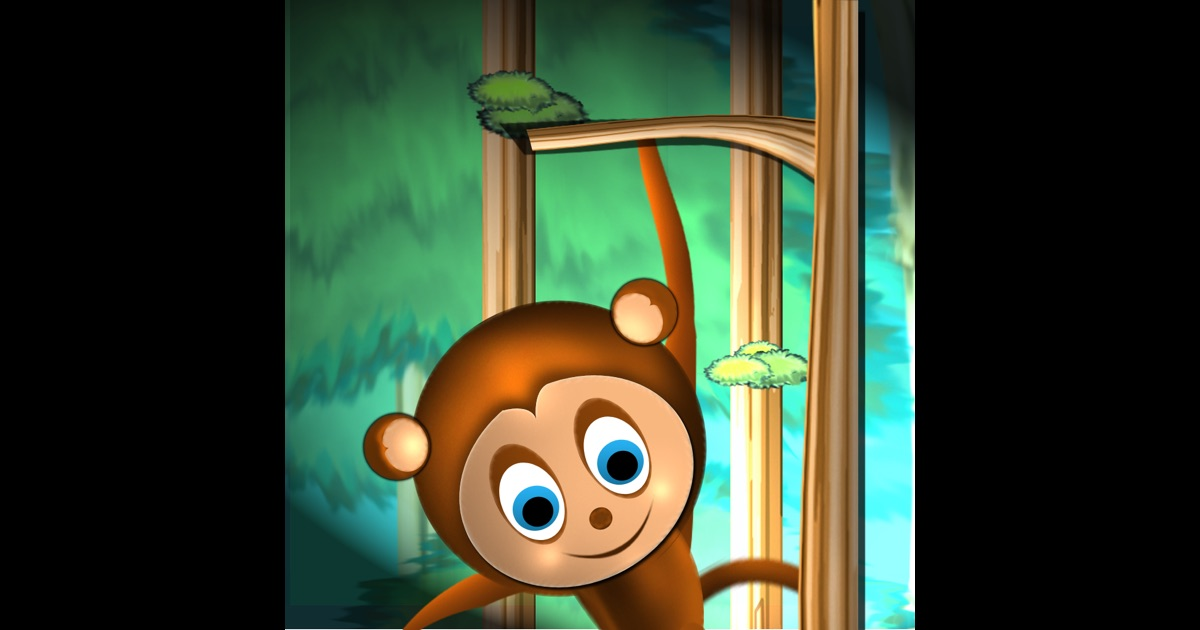 Crazy Monkey for iPad on the App Store