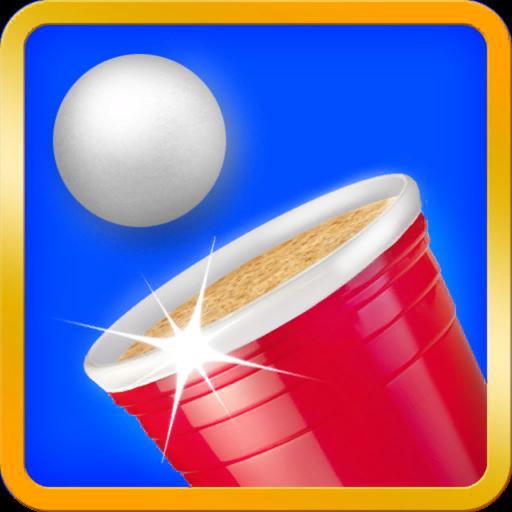 Beer Pong : Trickshot