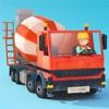 Little Builders — Trucks, Cranes & Diggers for Kids