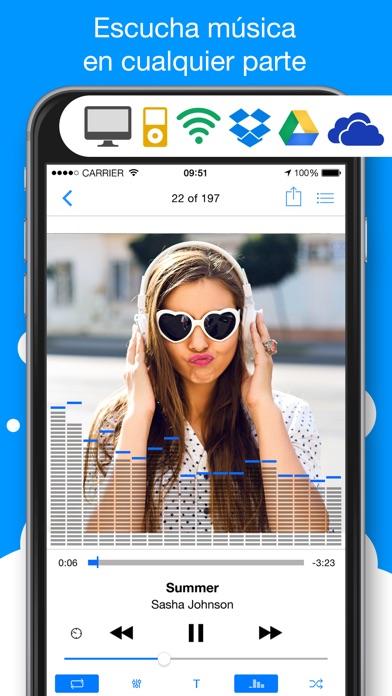 download Musicloud - Reproductor de Música MP3 y FLAC apps 1