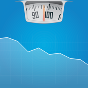 WeightDrop – Weight Tracker and BMI Control Tool for Weight Loss - Get Fit & Lose Weight icon