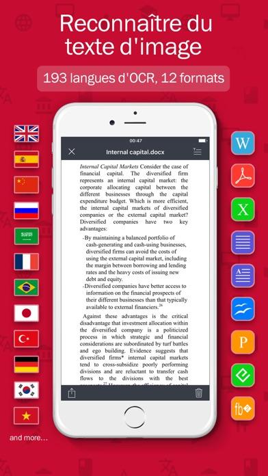 bookscanner pro app de scanner de livres avec ocr 1 2 pour ios android windows phone. Black Bedroom Furniture Sets. Home Design Ideas