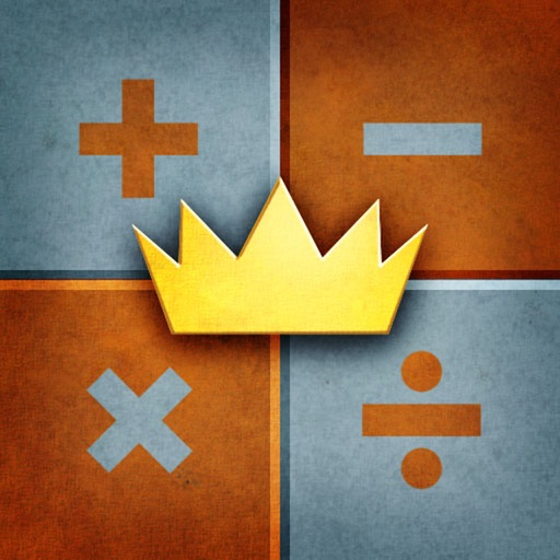 King of Math: Full Game iOS App
