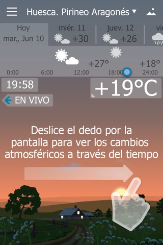 Awesome Weather YoWindow screenshot 2