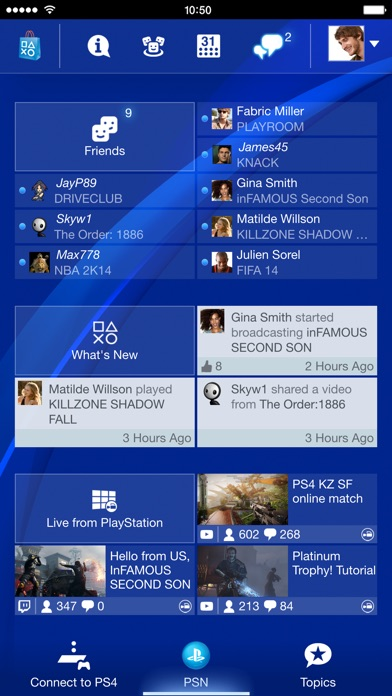 download PlayStation®App apps 0