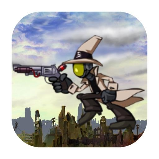 Gangster Robot iOS App