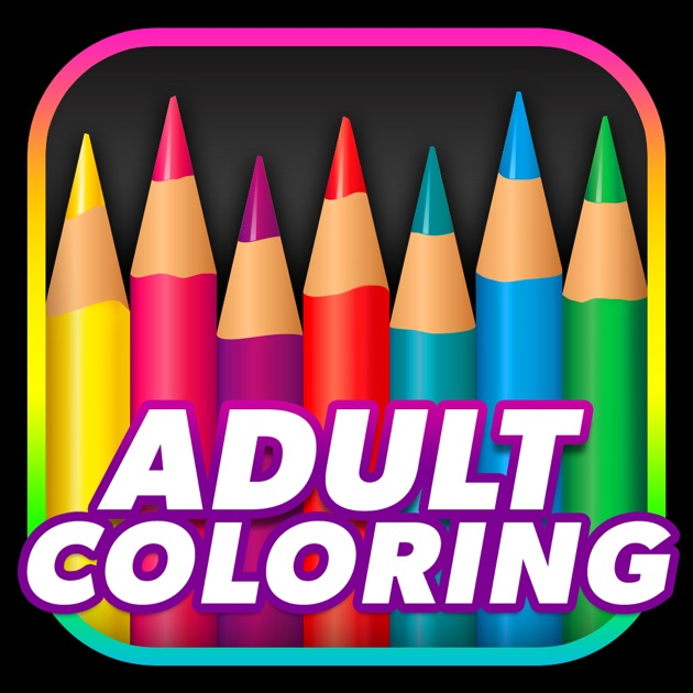 Adult Coloring Book Apps LLC On The App Store