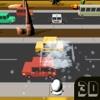 Cross Road Runner 3D cross