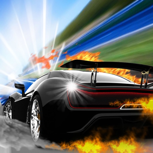Crazy For Speed In Highway - A Hypnotic Game Of Driving iOS App