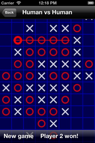 Tic Tac Toe Unlimited Free screenshot 3