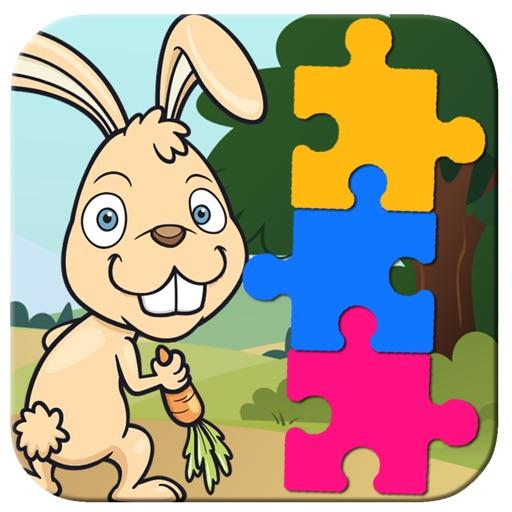 Wonder Rabbit Adventure Jigsaw Puzzle Game Version iOS App