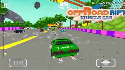 внедорожный Рифт - свободный мышцы гоночный автомоСкриншоты 3