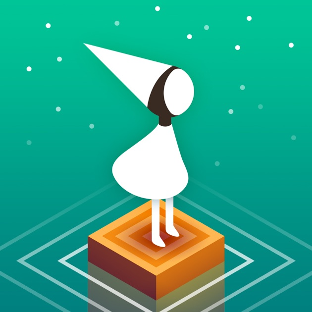 Character Design Ipad App : Monument valley on the app store