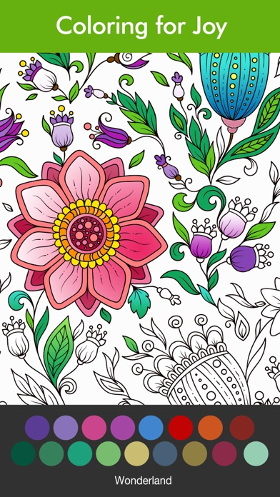 Coloring Book For Adults Game On The App Store